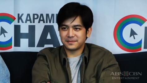 Kapamilya Chat with Joshua Garcia for MMK Image Thumbnail