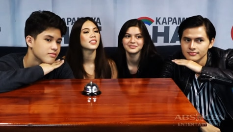 Kapamilya Chat With Star Magic Circle 2019, Kyle, Sophie, Glen, and Aiyanna Image Thumbnail