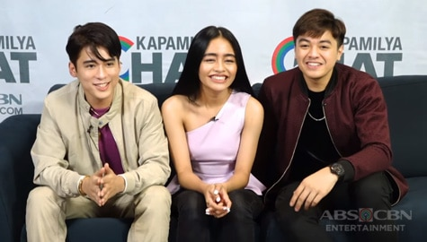 Kapamilya Chat with KierVi (CK and Vivoree Esclito) for MMK Image Thumbnail