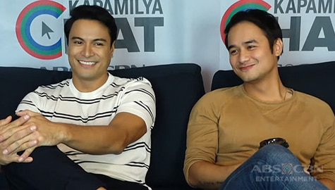 Kapamilya Chat with JM De Guzman and Rafael Rosell for Ipaglaban Mo Image Thumbnail
