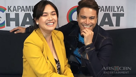 Kapamilya Chat with Yen Santos and Rafael Rosell for MMK Image Thumbnail