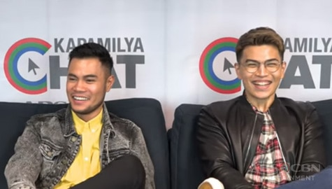 Kapamilya Chat with Bugoy Drilon and Daryl Ong for their Concert Image Thumbnail
