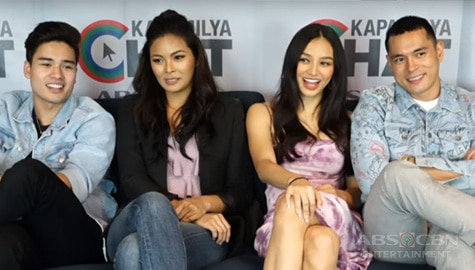 Kapamilya Chat with Jake Cuenca, Maxine Medina, Marco Gumabao and Kylie Versoza for Los Bastardos Image Thumbnail