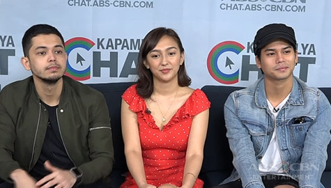 Kapamilya Chat with AJ Muhlach, Jourdanne Castillo and Mark Oblea for Ipaglaban Mo Image Thumbnail