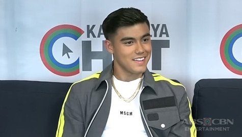 Kapamilya Chat with Bailey May for Star Magic Philippines Image Thumbnail