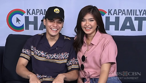 Kapamilya Chat with LoiNie for The General's Daughter Image Thumbnail