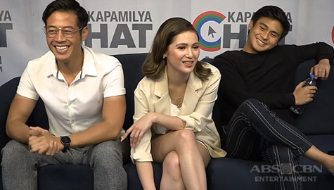 Kapamilya Chat with PauBie and Stephen Rong for Taiwan That You Love Image Thumbnail