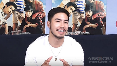 Kapamilya Chat with Tony Labrusca for Ang Henerasyong Sumuko Sa Love Image Thumbnail