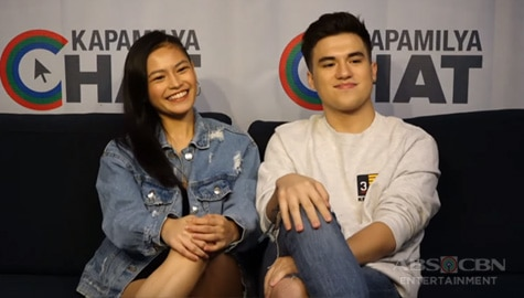 Kapamilya Chat with Markus and Gillian for Kargo Image Thumbnail