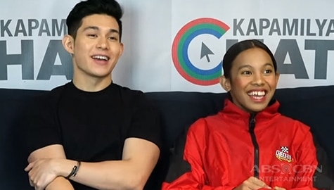 Kapamilya Chat with Awra and Fino for Maalaala Mo Kaya Image Thumbnail