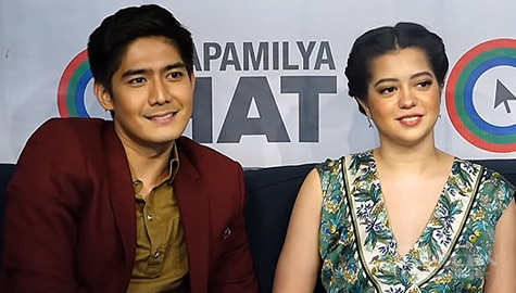 Kapamilya Chat with Robi Domingo and Sue Ramirez for iWant Original Documentary: Unlisted Image Thumbnail