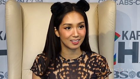 Kapamilya Chat with Roxanne Barcelo for Love is Love Image Thumbnail