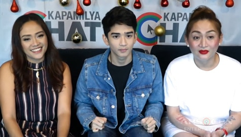 Kapamilya Chat with Story Of My Life stars Zaijian Jaranilla and Tart Carlos Image Thumbnail