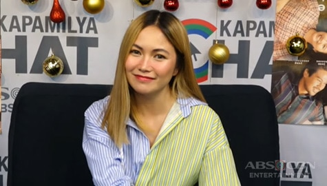 Kapamilya Chat with Yeng Constantino for Write About Love