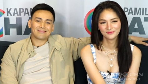 Kapamilya Chat With Francine Garcia And Mark Manicad for Ipaglaban Mo Image Thumbnail
