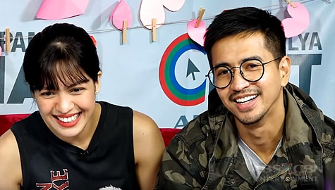 Kapamilya Chat With Jane Oineza and RK Bagatsing for Us Again
