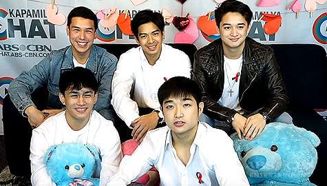 Kapamilya Chat with Jin, Akie, Tan, Lance and Soichi for Maalaala Mo Kaya Thumbnail