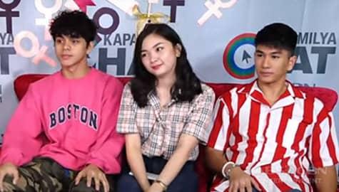 Kapamilya Chat with Majoy Apostol, Nikko Natividad, and Kokoy De Santos for Ipaglaban Mo 'Ungol' Image Thumbnail