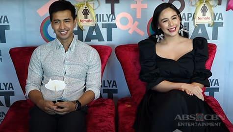 Kapamilya Chat with RK Bagatsing and Empress Schuck for MMK 'Marka Ng Kabutihan' Image Thumbnail