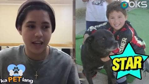 Kapet Lang: Kyle, ikinuwento ang kanyang first ever dog na si Star Image Thumbnail