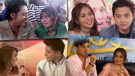 A timeline of Kathryn and Daniel's feelings Image Thumbnail