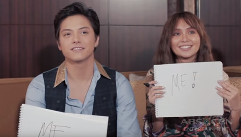Kathryn Bernardo and Daniel Padilla share fun trivia about each other Image Thumbnail