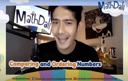 Mathdali Live | Comparing And Ordering Numbers Image Thumbnail