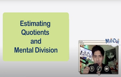 Mathdali Live | Estimating Quotients and Mental Division  Image Thumbnail