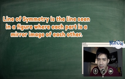 Mathdali Live | Symmetry   Image Thumbnail