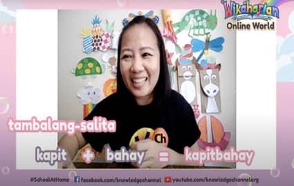 Wikaharian Online World | Tambalang-Salita (Part 1) | Si Lara, Ang Dilaw Na Insekto Image Thumbnail
