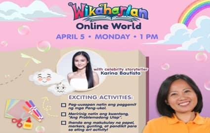 Wikaharian Online World | Ang Problemadong Ulap | Pang-ukol