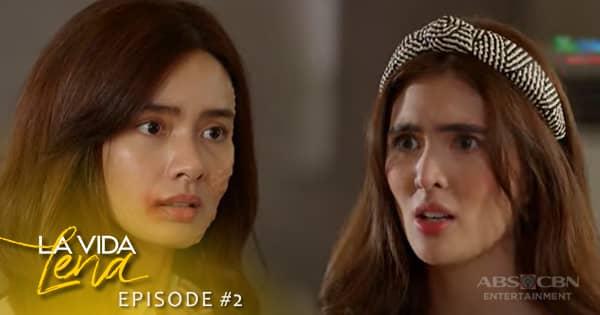 La Vida Lena: Rachel, itinanggi ang pananakit kay Magda   Episode 2