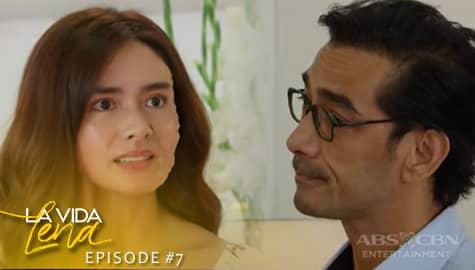 La Vida Lena: Magda, kinompronta ang isinampang kaso nina Lukas at Vanessa | Episode 7 Image Thumbnail