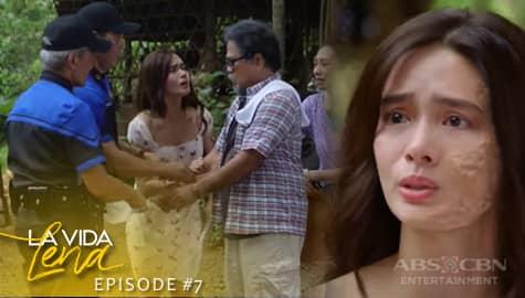 La Vida Lena: Magda, naluha nang hulihin ng pulis si Lolo Dado | Episode 7 Image Thumbnail