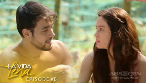 La Vida Lena: Miguel, naghubad sa damit sa harap ni Magda | Episode 8 Image Thumbnail