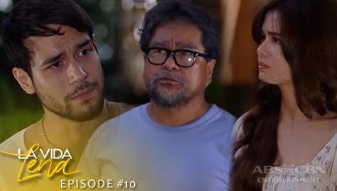 La Vida Lena: Magda, napansin ang pagpanig ni Miguel sa mga Narciso | Episode 10 Image Thumbnail