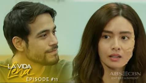 La Vida Lena: Miguel, hinarang ang pagpirma sa kontrata ni Magda | Episode 11 Image Thumbnail