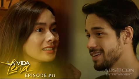 La Vida Lena: Miguel, niyayang lumabas si Magda | Episode 11 Image Thumbnail