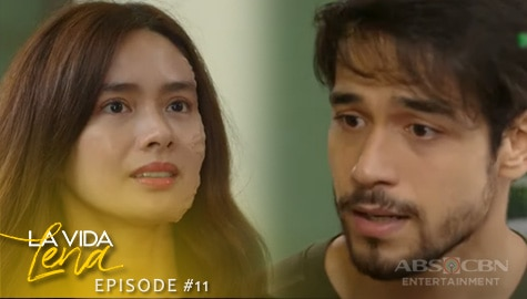 La Vida Lena: Miguel, muling ipinagtanggol si Magda | Episode 11 Image Thumbnail