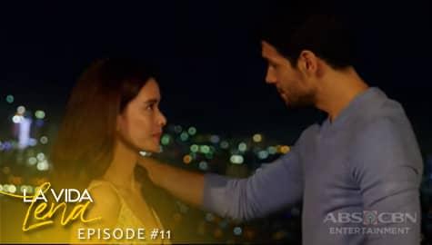 La Vida Lena: Magda at Miguel, pinagsaluhan ang init sa magdamag | Episode 11 Image Thumbnail