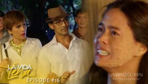 La Vida Lena: Magda, ipinagtabuyan sa burol ang Pamilya Narciso | Episode 16 Image Thumbnail