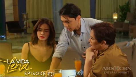 La Vida Lena: Jordan at Lena, naisagawa na ang kanilang plano kay Adrian | Episode 31 Image Thumbnail