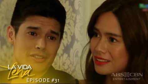 La Vida Lena: Lena, naiwasan ang mga tanong ni Adrian | Episode 31 Image Thumbnail