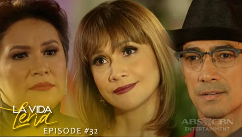 La Vida Lena: Ramona, labis naapektuhan sa bintang nina Lukas at Vanessa | Episode 32 Image Thumbnail