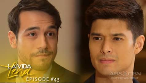La Vida Lena: Adrian, ipinamukha ang pagiging sipsip ni Miguel | Episode 43 Image Thumbnail