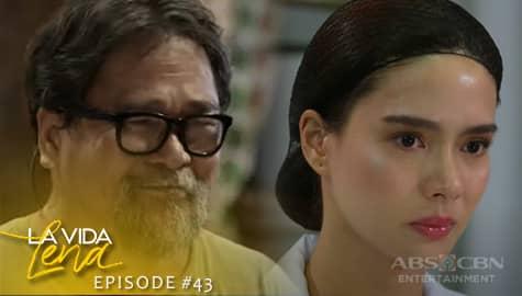 La Vida Lena: Lena, naluha nang maalala ang suporta ng kaniyang Lolo Dado | Episode 43 Image Thumbnail