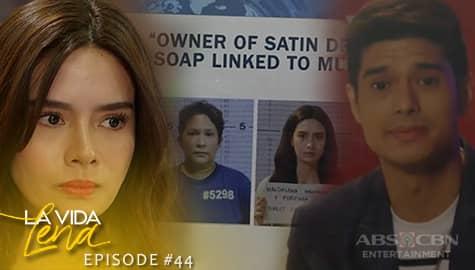 La Vida Lena: Adrian, siniraan sa taumbayan sina Lena at Ramona | Episode 44 Image Thumbnail
