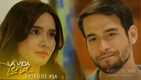 La Vida Lena: Lena, ipinaalala ang kabutihan ni Miguel | Episode 56 Image Thumbnail