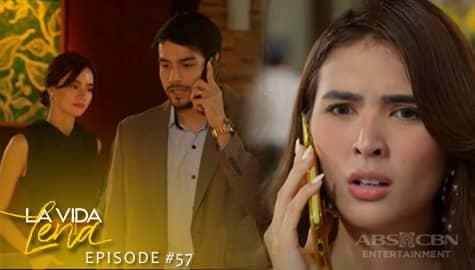La Vida Lena: Rachel, nainis nang malamang magkasama sina Miguel at Lena | Episode 57 Image Thumbnail