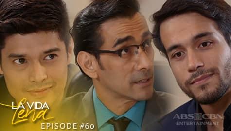 La Vida Lena: Lukas, ipinaalam kay Miguel ang pagbalik ni Adrian sa kompanya | Episode 60 Image Thumbnail